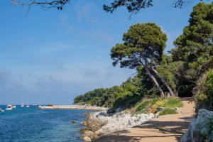 A faire sur l'île de Sainte marguerite Cannes