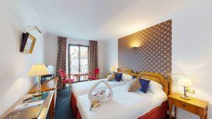 chambre hotel 4 etoiles cannes sun riviera